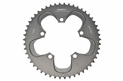 SRAM Powerglide Road Bike Chainring 50t 110 BCD 10 Speed Red Force Rival Apex