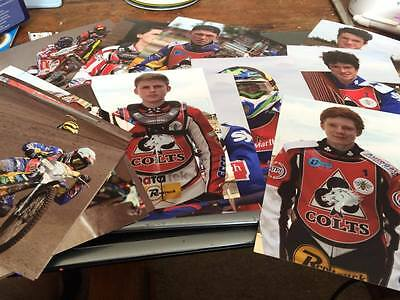Belle Vue Colts---Speedway Photos From 2017 X 20----All 6X4--Portrait And Action