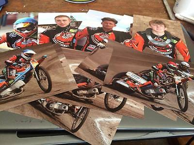 Mildenhall Fen Tigers-Speedway Photos From 2017 X 14-All 6X4-Portrait And Action