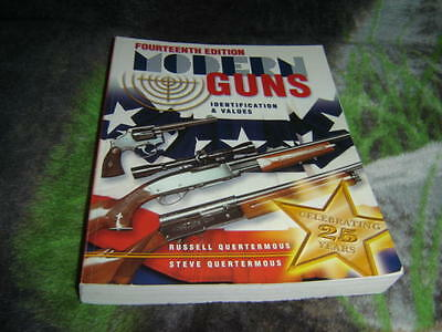 2003 14th Edition Modern Guns Identification and Values Russell Quertermous