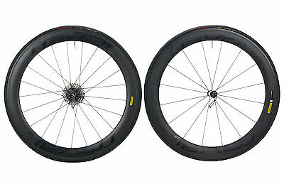 Specialized Roval CL 60 Carbon Clincher Road Bike Wheel Set 700c 11s Shimano