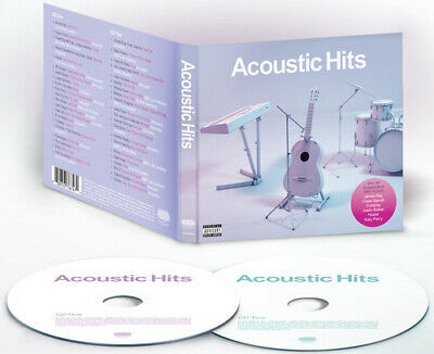 Various Artists : Acoustic Hits CD (2017)