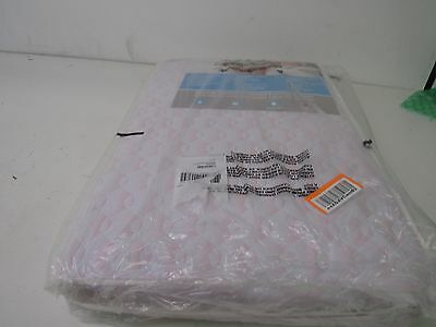 """Dream On Me Inner Spring Carina Collection Mattress Wave Pink 3"""" 25IGR-PNK"""