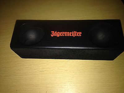 Jagermeister Mobile wooden Amplifier Promo Cell phone Bar Barware New