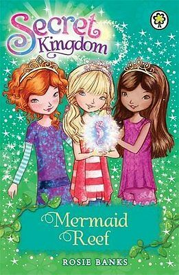 Mermaid Reef (Secret Kingdom) by Rosie Banks | Paperback Book | 9781408323670 |