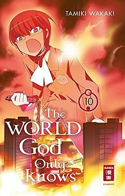 * The World God Only Knows Manga Band 10 deutsch 1. Auflage * RAR