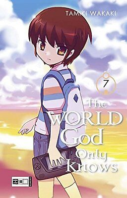 * The World God Only Knows Manga Band 7 deutsch 1. Auflage * RAR Top