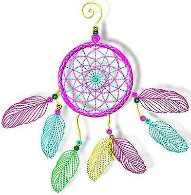 Dream Catchers 10 Machine Embroidery Designs Cd 4 Sizes Included