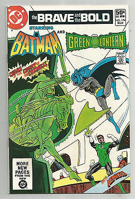 BRAVE AND THE BOLD # 174 * BATMAN and GREEN LANTERN