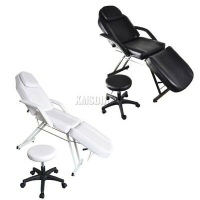 WestWood Beauty Salon Chair Massage Table Tattoo Facial Therapy Couch Bed Stool