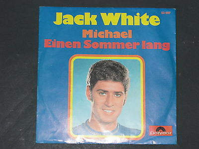 7-Single-Schlager-JACK WHITE-Michael (Highwayman)