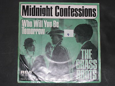 7-Single-Beat-THE GRASSROOTS-Midnight Confessions