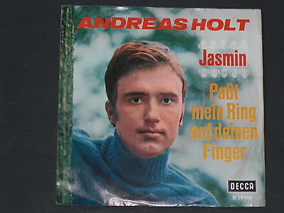 7-Single-Schlager-ANDREAS HOLT-Jasmin