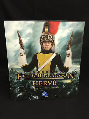 DiD - WWII - NAPOLEONIC FRENCH DRAGOON - HERVE - 1:6 Scale Boxed Action Figure