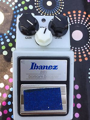 Ibanez Bottom booster BB-9
