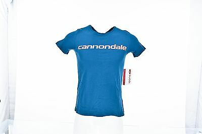 Sugoi Womens Cannondale Causal Tee MEDIUM T Shirt Active
