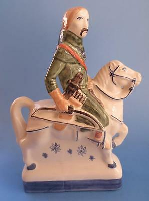 Rye Studio Pottery Figure  Canterbury Tales The Yeoman
