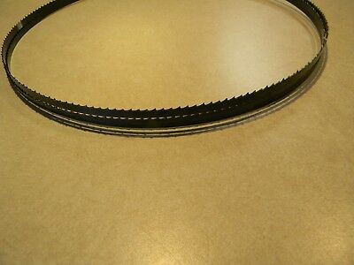 Bandsaw blade 3/8 inch X 105 inch 3 tooth hook