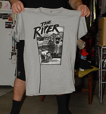 Bruce Springsteen The River T Shirt American Apparel Large Mint- The Boss Nj
