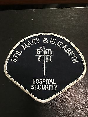 Louisville Kentucky Sts Mary And Elizabeth Hospital Security Patch