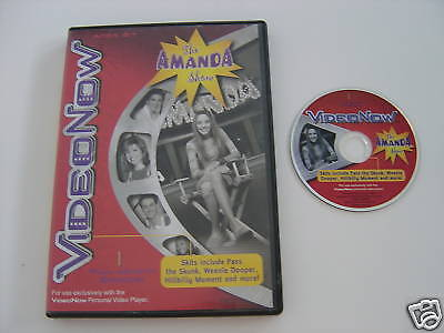 NEW Video Now Full Episode The Amanda Show PVD Disc