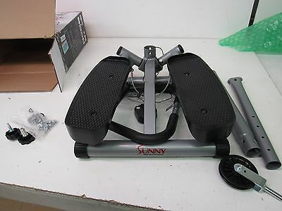 Sunny Twister Stepper with Handle Bar 059