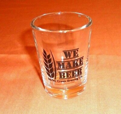 National brewing co steelton pa beer glass cad 122 for Craft brew beer tasting glasses