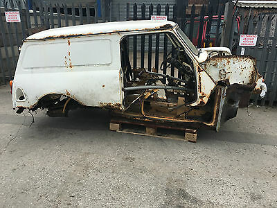 Classic Mini Van Project Unfinished Barn Find Bargain Pick Up Clubman