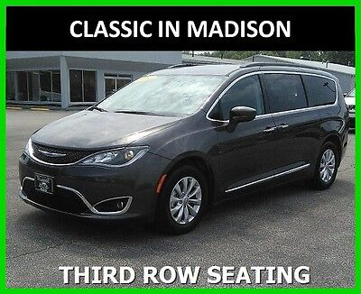 2017 Chrysler Pacifica TOURING 2017 TOURING Used Certified 3.6L V6 24V Automatic FWD Minivan/Van