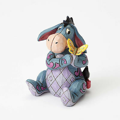 Disney Traditions Jim Shore 2017 Winnie the Pooh's EEYORE Mini Figurine 4056746