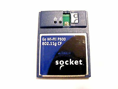 Socket Go Wi-Fi, P500 CF 802.11b und 802.11g CF Card Wireless Lan