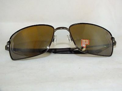 Oakley Authentic Sunglasses Brand New Never Used Polarized Square Wire 004075-06