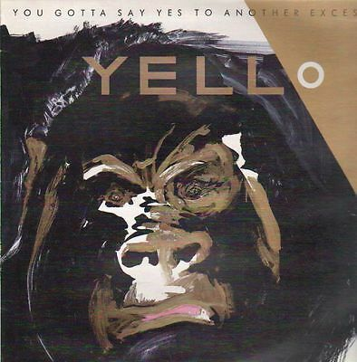 Yello You Gotta Say Yes To Another Excess Stiff Recordings Vinyl LP