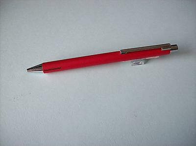 LAMY ECON LIMITED EDITION RED BALLPOINT PEN (new)