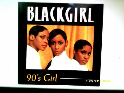"BLACKGIRL 90's GIRL / KRAZY 12"" SINGLE 1994 N/MINT"