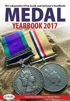 Medal Yearbook 2017, John Mussell