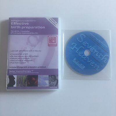 Hypnobirthing CD's Birth Preparation Birthing Meditation Hypnotherapy