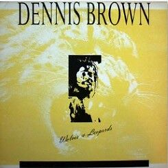 Dennis Brown Wolves + Leopards Joe Gibbs Music Vinyl LP