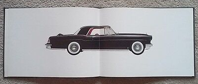 1956 The Continental Story MK II History/Design Ford