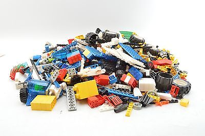 Lego Lot 5 Lbs Unsorted Mixed Bricks Large Variety of Different Pieces