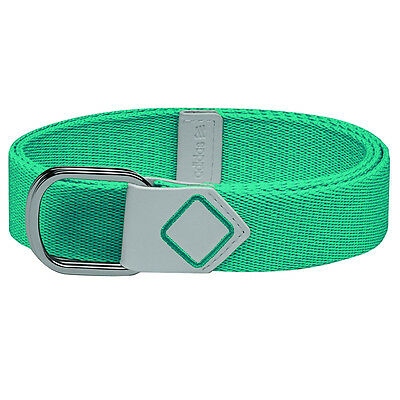 Adidas Golf Women's Webbing Belt, Aqua