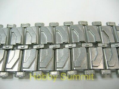 1/16   M51 SUPER SHERMAN Tank  METAL TRACKS re R/C Tank # 56014  # 56032