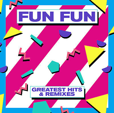 Italo Disco CD Fun Fun Remixes et Greatest Hits 2cds