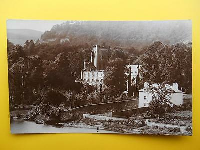 Cathedral Riverside House & Gardens DUNKELD Perthshire *Vintage* RP c1910