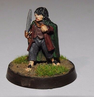 Warhammer Lord Of The Rings Frodo, Metal