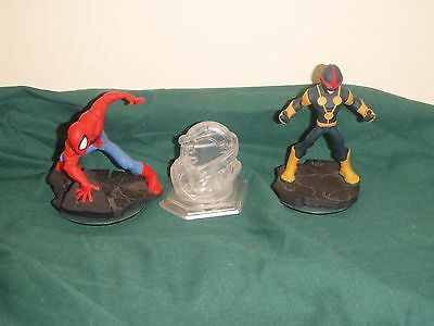 toy spiderman infinity marvel 2.0 set with crystal