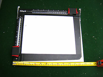 Durst masking easel  10 x 8 inch approx