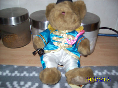 lionel the liontamer  from the teddy bear collection