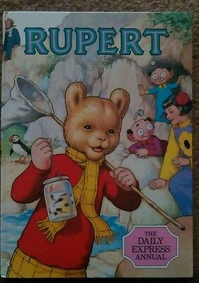 Rupert Bear Annual  1986. (Reasonable condition)