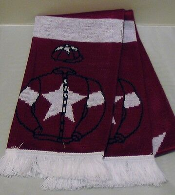 Gigginstown scarf - in their racing colours